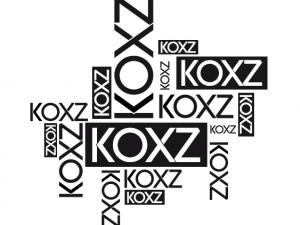 Création des visuels de la marque KOXZ