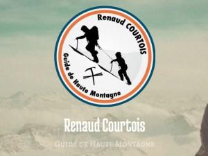 Site internet Renaud Courtois, Guide de Haute Montagne
