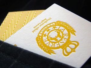 Cartes et site du magasin La Réserve – La Baule