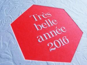 Cartes de vœux 2016 Noëmie Chantreuil
