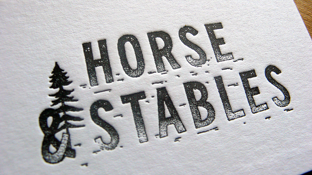 horse-and-stables-carte-visite-letterpress-sowhat